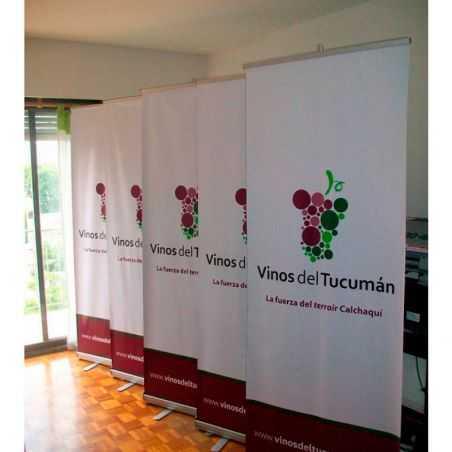 Impresión sobre Tela Banner en sinergia publicitaria