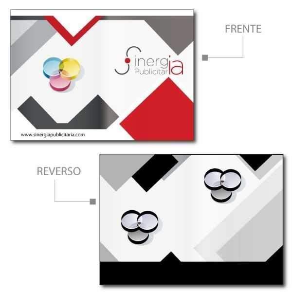 Dípticos Tamaño Carta Papel Couche 4x1 Tintas