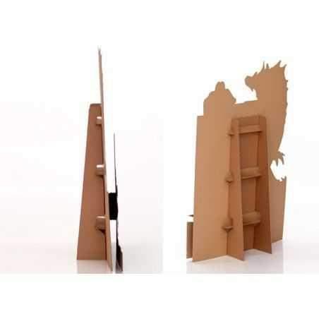 mesa de corte cartón