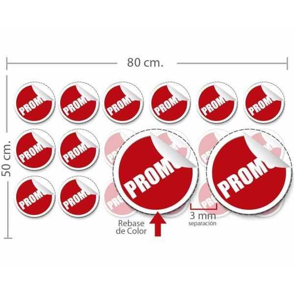 stickers 50x80