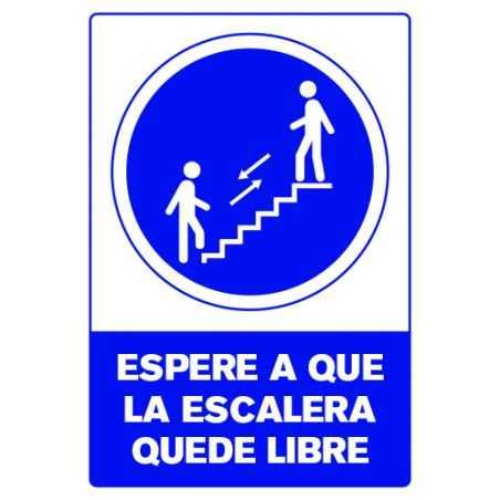 Señalética Escaleras