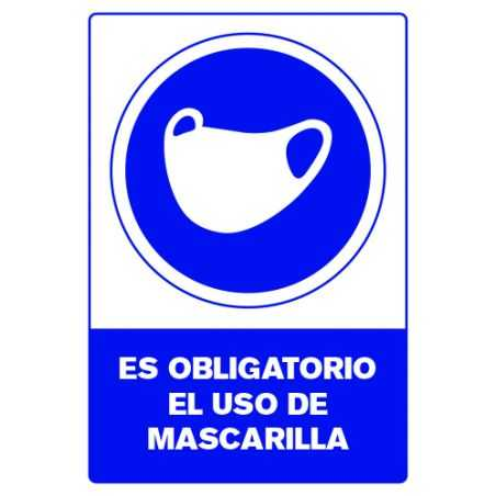 Señalética Uso de Mascarilla