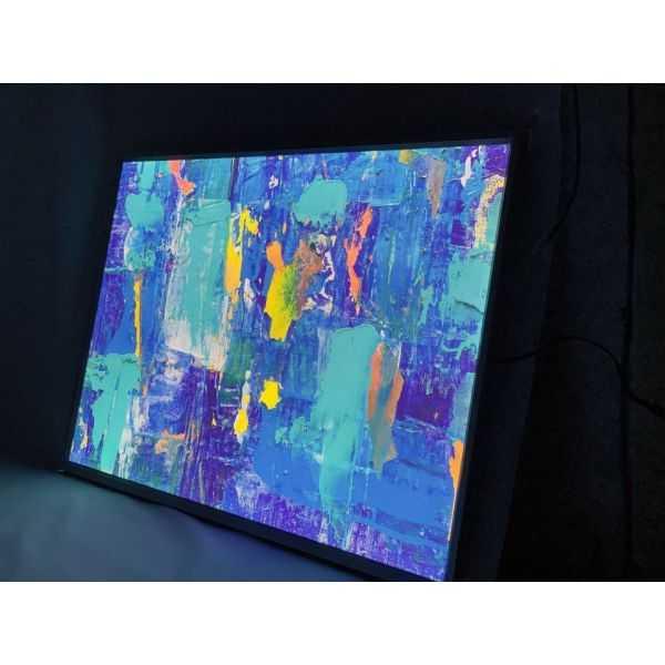 caja de luz 120x200
