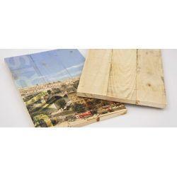 madera impresa