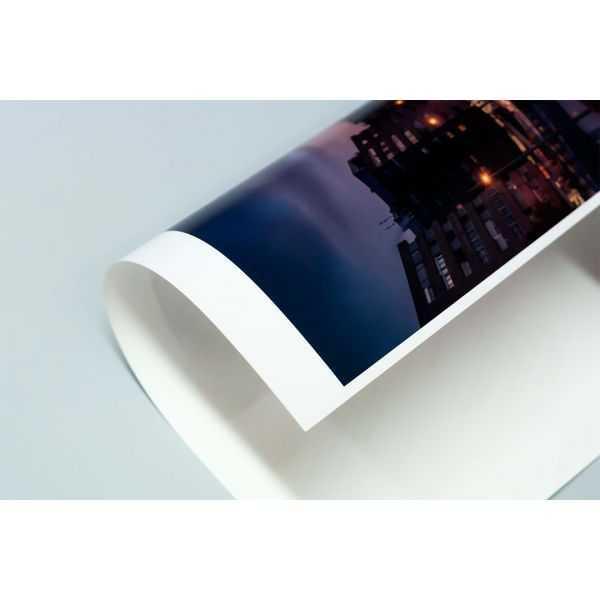 papel fotográfico impreso
