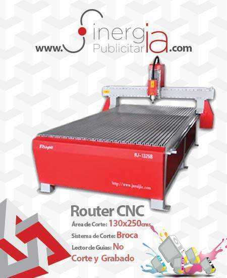 Maquila Router CNC